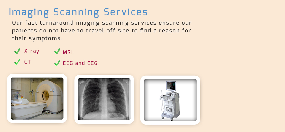 Imaging Scanning Services